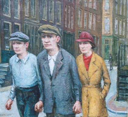 در راه تظاهرات (1934)